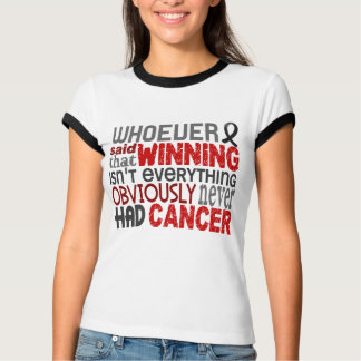 Whoever Said Skin Cancer T Shirts