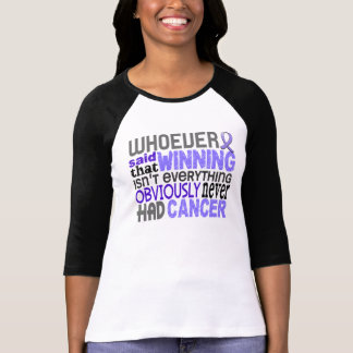 Whoever Said Stomach Cancer T-shirt
