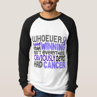Whoever Said Stomach Cancer Tee Shirts