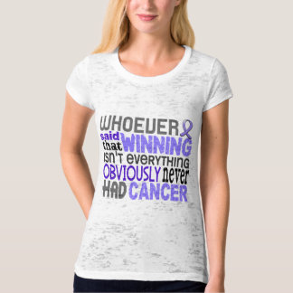 Whoever Said Stomach Cancer Tshirts
