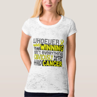 Whoever Said Testicular Cancer Shirts