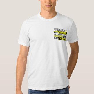 Whoever Said Testicular Cancer Tshirt