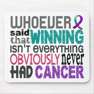 Whoever Said Thyroid Cancer Mouse Pad