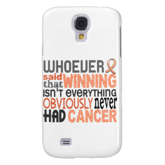 Whoever Said Uterine Cancer Samsung Galaxy S4 Covers