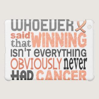 Whoever Said Uterine Cancer iPad Mini Cover