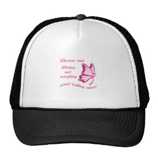 Whoever Said Winning Trucker Hat
