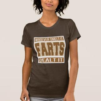 Whoever Smelt It Dealt It T-Shirt