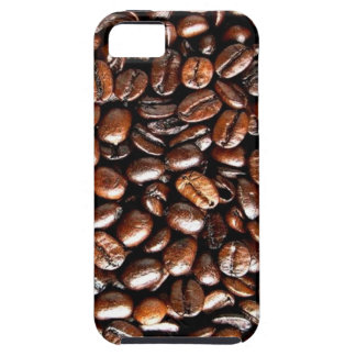 Whole Bean Coffee Pattern iPhone 5 Cases