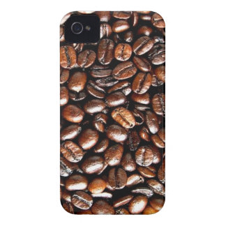 Whole Bean Coffee Pattern iPhone 4 Case-Mate Case