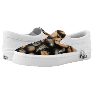 Whole Bean Coffee Slip-On Sneakers