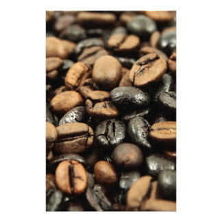 Whole Bean Coffee Stationery