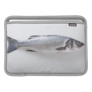 Whole branzini fish MacBook sleeve