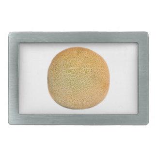 Whole Cantaloupe Melon Belt Buckles