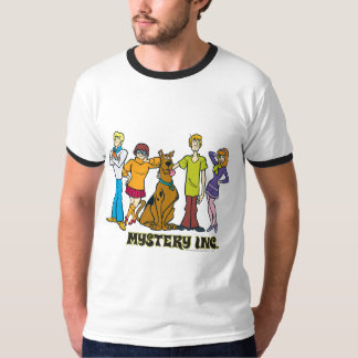 Whole Gang 12 Mystery Inc Shirt