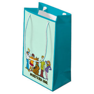 Whole Gang 12 Mystery Inc Small Gift Bag