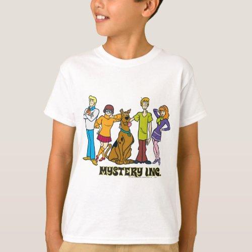 Whole Gang 12 Mystery Inc T_Shirt