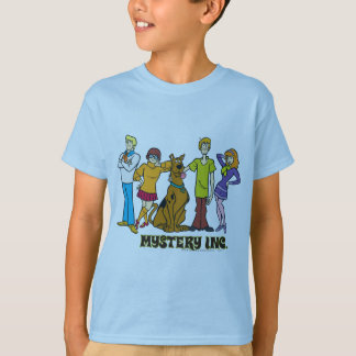Whole Gang 12 Mystery Inc T-Shirt