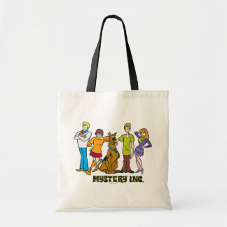 Whole Gang 12 Mystery Inc Tote Bag