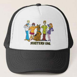 Whole Gang 12 Mystery Inc Trucker Hat