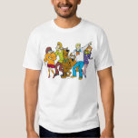 Whole Gang 13 Mystery Inc T-shirts