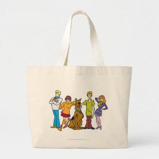 Whole Gang 14 Mystery Inc Bag