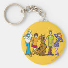 Whole Gang 14 Mystery Inc Keychain