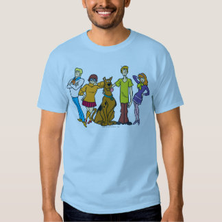 Whole Gang 14 Mystery Inc Shirt