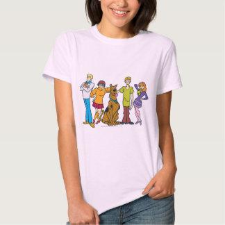 Whole Gang 14 Mystery Inc Tshirt
