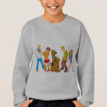 Whole Gang 15 Mystery Inc Sweatshirt
