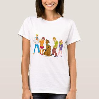 Whole Gang 15 Mystery Inc T-Shirt