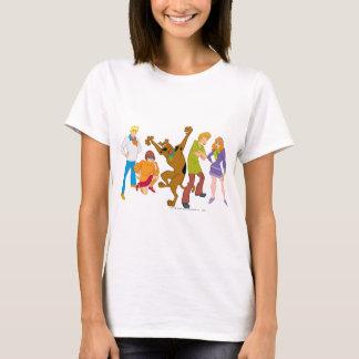 Whole Gang 16 Mystery Inc T-Shirt