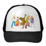 Whole Gang 16 Mystery Inc Trucker Hat