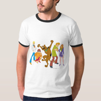 Whole Gang 16 Mystery Inc Tshirt