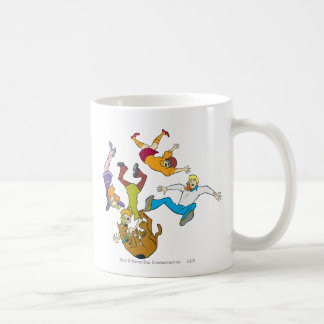 Whole Gang 17 Mystery Inc Coffee Mug