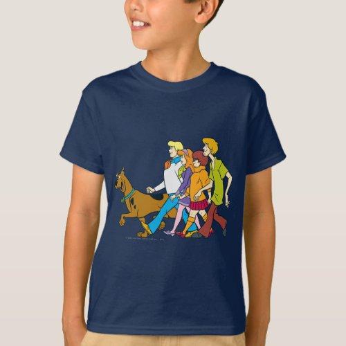 Whole Gang 18 Mystery Inc T_Shirt