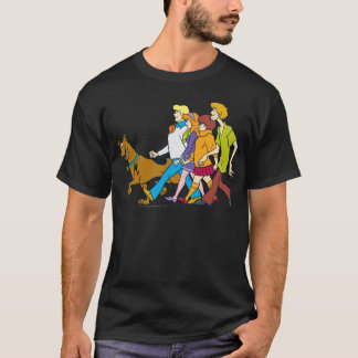Whole Gang 18 Mystery Inc T-Shirt