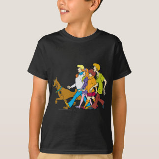Whole Gang 18 Mystery Inc T-Shirt