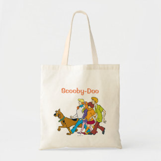 Whole Gang 18 Mystery Inc Tote Bag