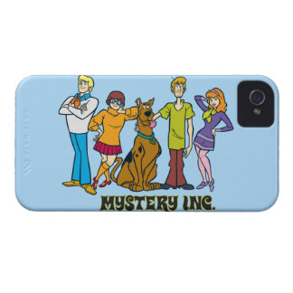 Whole Gang Mystery iPhone 4 Cover