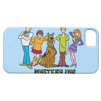 Whole Gang Mystery iPhone 5 Cover
