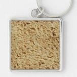 Whole Grain Bread Key Chain