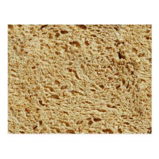 Whole Grain Bread Postcard