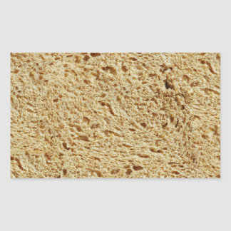 Whole Grain Bread Rectangular Sticker