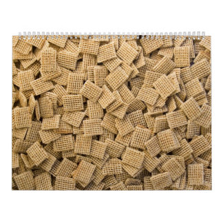 Whole grain cereals calendar