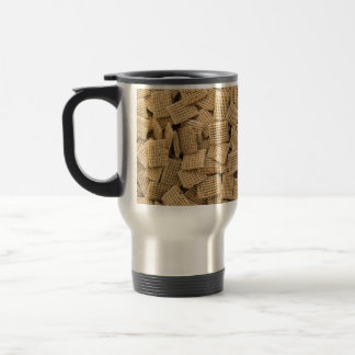 Whole grain cereals travel mug