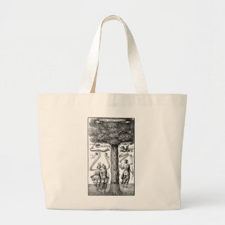 Whole is Greater Than the Sum - Alchemy Jumbo Tote Bag