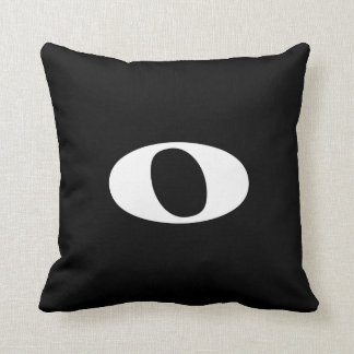 Whole Note and Sixteenth Note Pillow