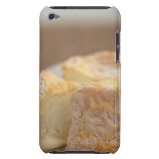 Whole of cheese on table barely there iPod cover