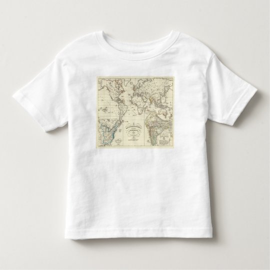 Whole of the UK Toddler T-shirt