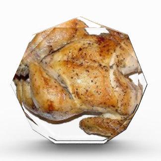 Whole Roast Chicken Acrylic Award